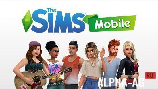 The Sims Mobile Скриншот №1